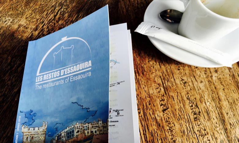 L'Association des restaurateurs d'Essaouira se dote d'un guide pratique