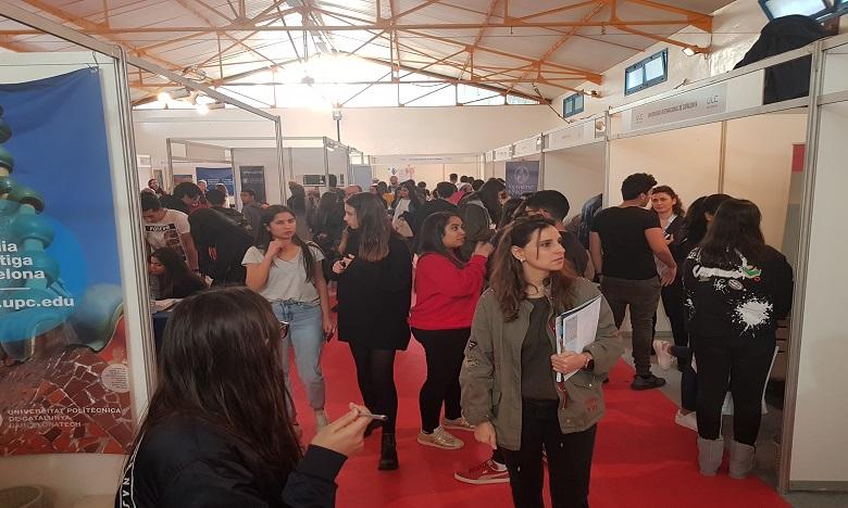 La 2ème édition du salon des universités espagnoles démarre aujourd'hui