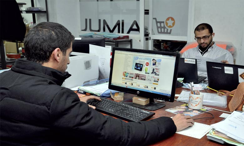 Jumia atteint les 100 millions de visites en 2017