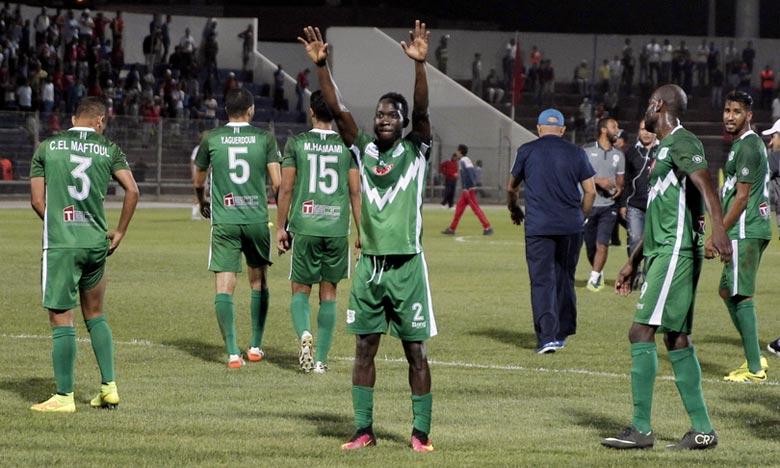 Le DHJ pulvérise Sport Bissau Benfica (10-0)
