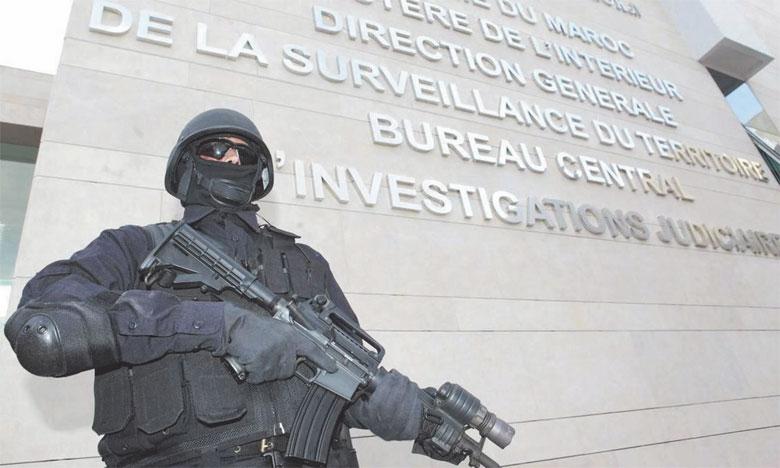 Le BCIJ démantèle à Tanger et Meknès une cellule terroriste composée de 7 membres alliés à Daech