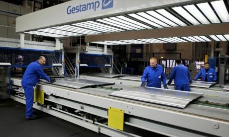 L'équipementier espagnol Gestamp annonce son implantation au Maroc