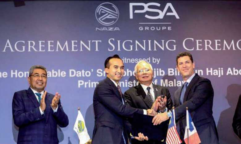 Les deux partenaires visent à tirer parti d'un potentiel de 680 millions de clients, dont le taux d'équipement automobile est croissant.