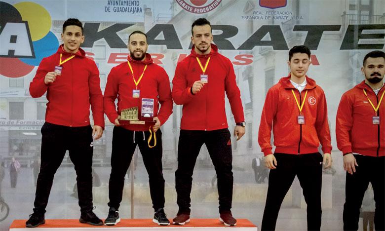 Le Maroc remporte l'or  à Guadalajara