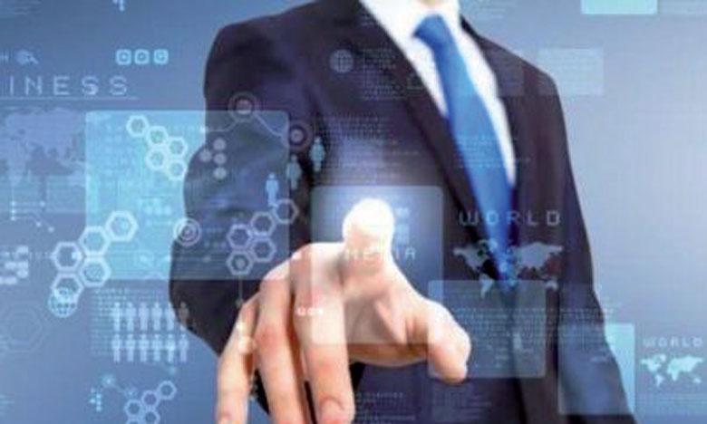 La création d'entreprises en ligne trace sa voie