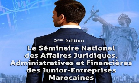 Deuxième édition du  Séminaire  National des Junior-Entreprises Marocaines