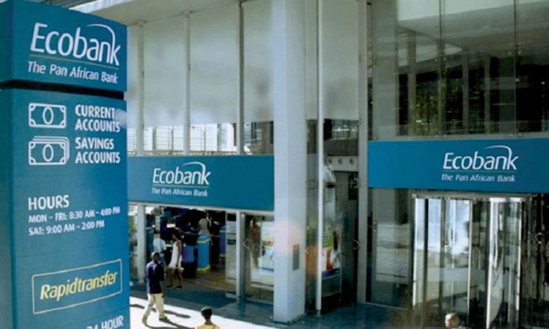 Ecobank rend possibles  les retraits GAB par mobile