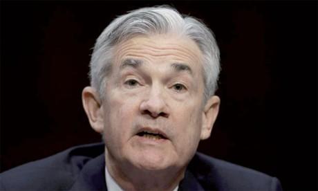 Jerome Powell: «Mon appréciation personnelle de l'orientation économique s'est renforcée depuis décembre».