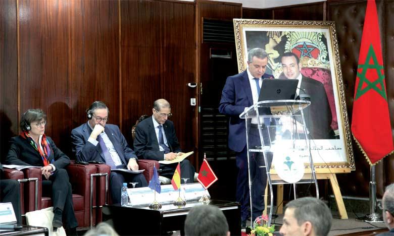 Le Maroc bénéficie de l'expertise de la France, de la Belgique  et de l'Espagne pour la formation des professionnels de la justice