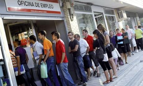 Le chômage européen redescend rapidement vers son niveau d'avant la crise. Il a reculé d'environ 8,6 millions de personnes depuis le pic d'avril2013.