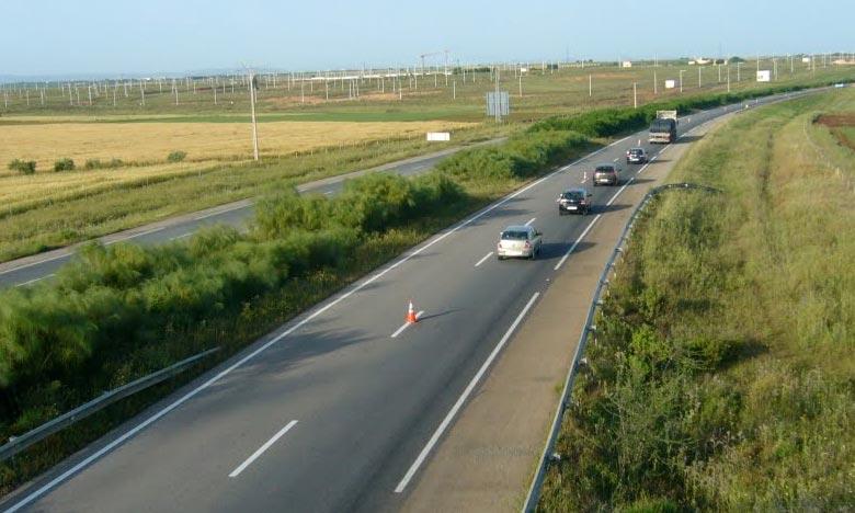La circulation suspendue, jeudi de 00h à 6h, entre Khémisset-Méknès Ouest