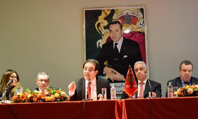 Les responsables belges se sont dit prêts à accompagner tous les projets de partenariat avec le Maroc dans l'intérêt des deux pays amis.                                                                                                                           Ph. MAP