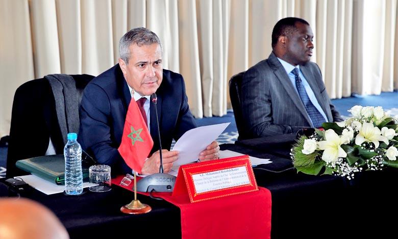 Benabdelkader : le CAFRAD appelé à accompagner l'émergence des pays africains