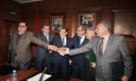 Les six partis de la majorité gouvernementale s'engagent à mettre plus de cohésion, de concertation et de transparence dans leur action commune