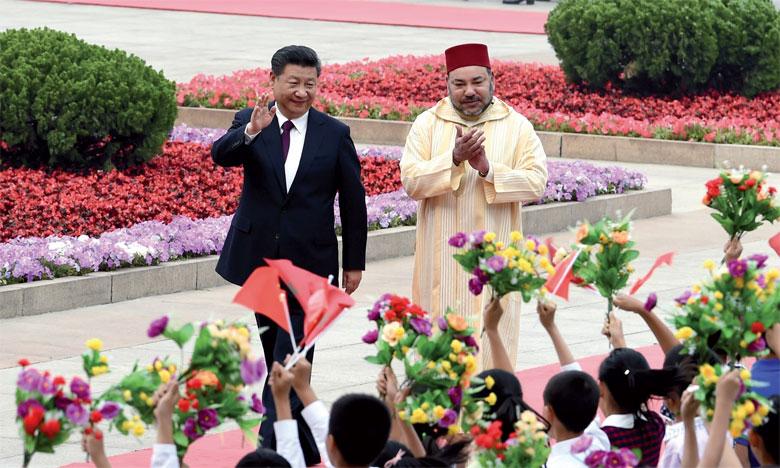 Soixantième anniversaire de l'établissement des relations diplomatiques Chine-Maroc : huit grands moments