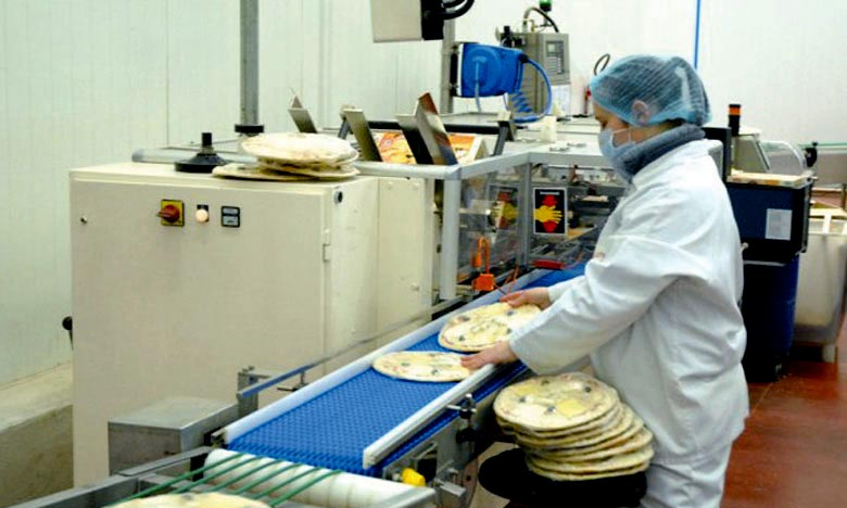 L'industrie alimentaire constitue un grand réservoir de création d'emplois et un bon pourvoyeur de revenus pour la population rurale. Ph : DR