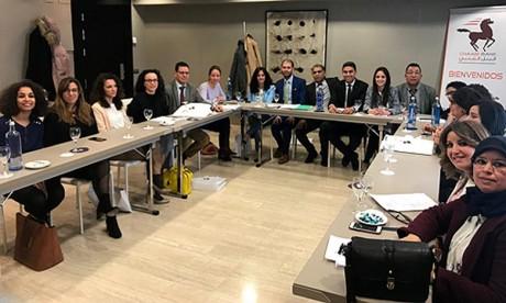 L'Association des avocats d'origine marocaine tient son assemblée générale annuelle à Madrid