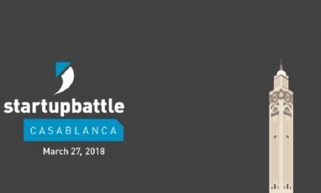 Et de deux pour la Startup Battle Casablanca!
