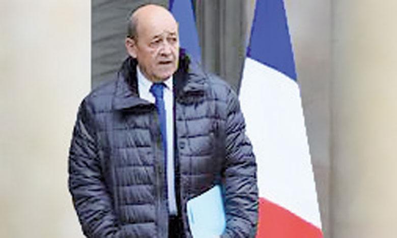 Jean-Yves Le Drian en Iran pour exprimer  la préoccupation  de la France