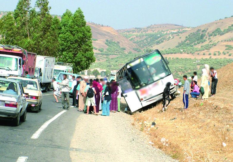 Six morts dans un accident sur l'autoroute Agadir-Marrakech