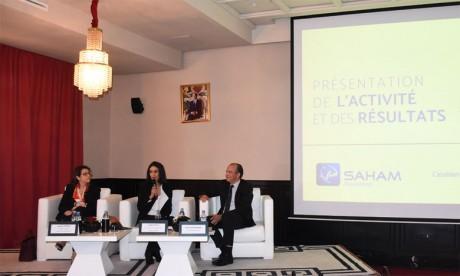 Saham Assurance a entamé un vaste chantier de digitalisation des processus et parcours clients dans la branche Automobile où il est leader depuis 9 ans, ont déclaré les responsables lors d'une conférence de presse le 22 mars à Casablanca. Ph. Saouri