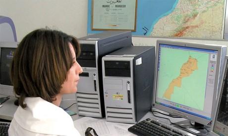 Pour améliorer son système d'alerte, la DMN a procédé au renforcement de la couverture du réseau radar  et des capacités de calcul. Ph. DR