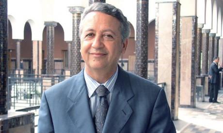 Mohamed Sajid s'informe de l'état d'avancement des travaux