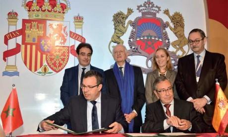 Rabat et Madrid s'engagent à renforcer leur partenariat  en faveur de l'intégration des migrants et du brassage culturel