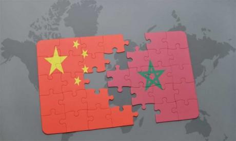 ESCA accueille les entreprises chinoises