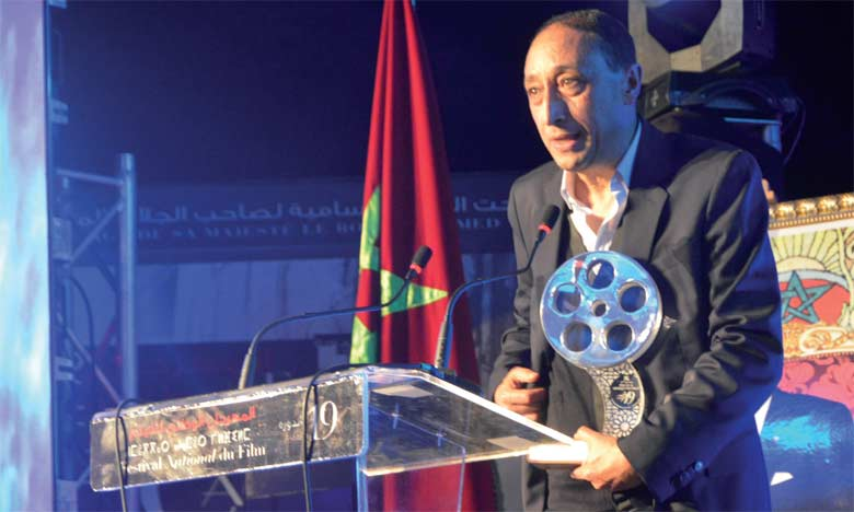 Le réalisateur Faouzi Bensaïdi.