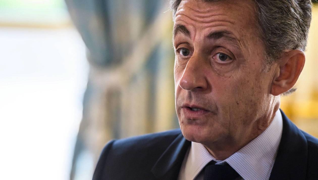 L'ex-président Nicolas Sarkozy en garde à vue