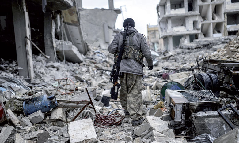 Plus de 1.000 civils tués à la Ghouta orientale durant l'offensive  du régime