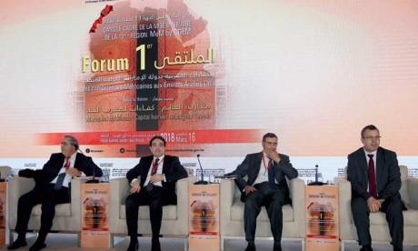 Abdelkrim Benatiq veut fédérer les compétences marocaines des Émirats arabes unis