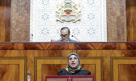 La femme marocaine déterminée  à instaurer un changement