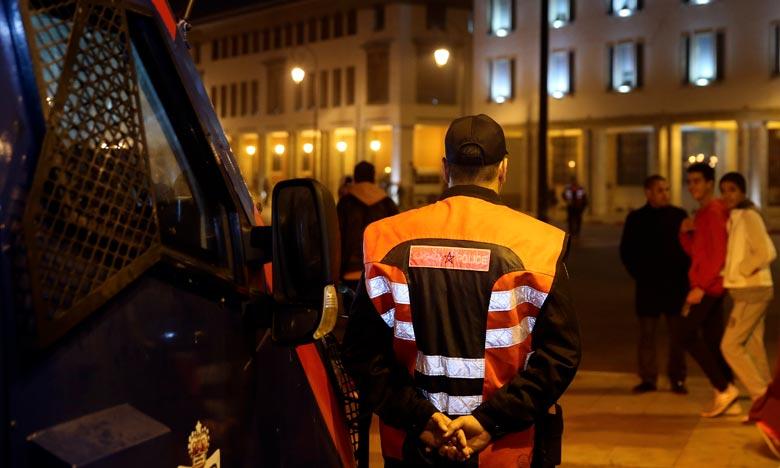 Promotion exceptionnelle de deux policiers blessés lors de l'exercice de leurs fonctions