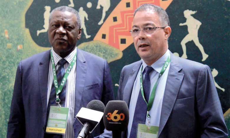Fouzi Lekjaa: «Le Royaume du Maroc est aux côtés du Cameroun pour faire de la CAN 2019 une fête du football africain»