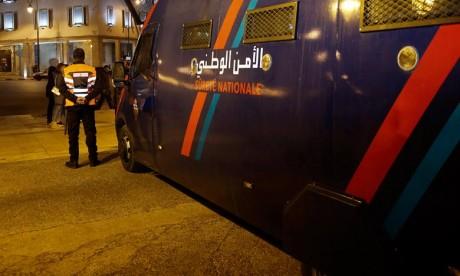 La DGSN interpelle neuf suspects à Casablanca