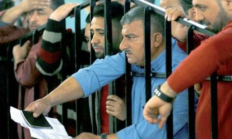 L'Égypte ouvre le passage de Rafah pour deux jours