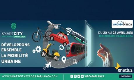 Appel à participation au Smart City Hackathon