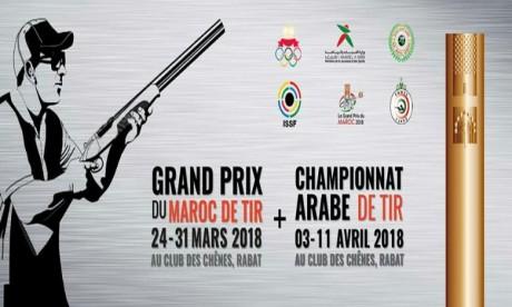 Le Grand Prix du Maroc convie plusieurs champions mondiaux et Marocains à Salé