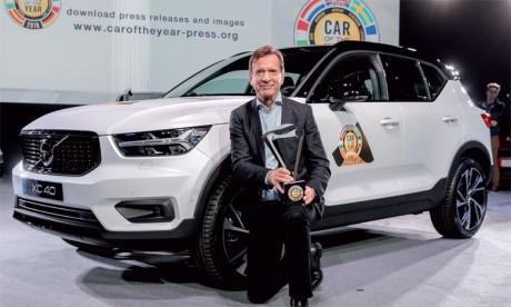 Le XC40 est le premier modèle basé sur la nouvelle plateforme CMA (Compact Modular Architecture) de Volvo Cars, qui équipera tous les futurs modèles de la gamme40, en particulier les véhicules 100% électriques.