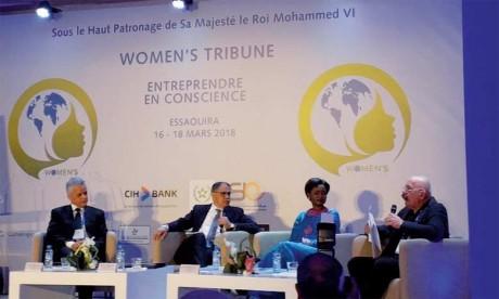 Entreprendre en conscience, un gage  de développement durable et inclusif