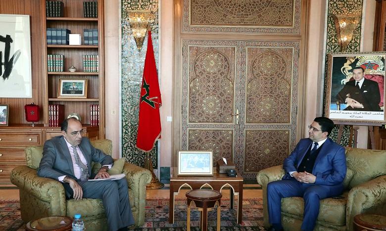 L'OTAN salue les efforts du Maroc en faveur de la stabilité dans la région de la Méditerranée