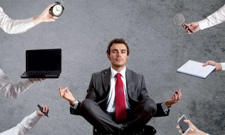 Prendre du recul, c'est donner un moment à soi, un moment de réflexion et de bien-être où il faut éviter les perturbations.