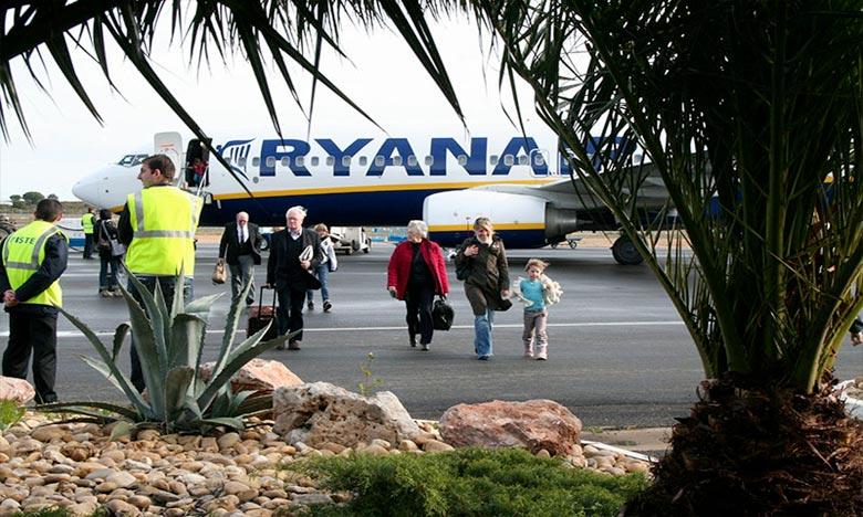 La compagnie low-cost irlandaise Ryanair opérera deux liaisons hebdomadaires entre les deux villes, tous les lundis et vendredis, tandis que le trajet durera quatre heures et 25 minutes. Ph : DR