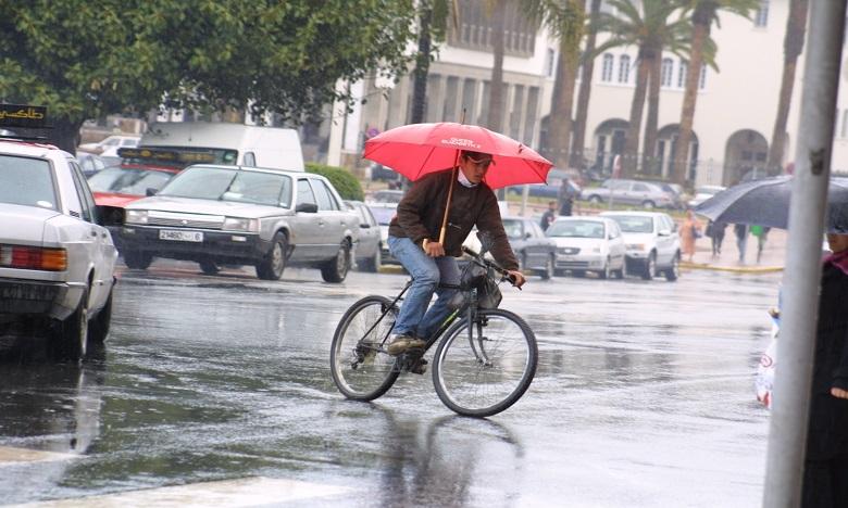 Pluies et averses orageuses ce weekend dans plusieurs régions