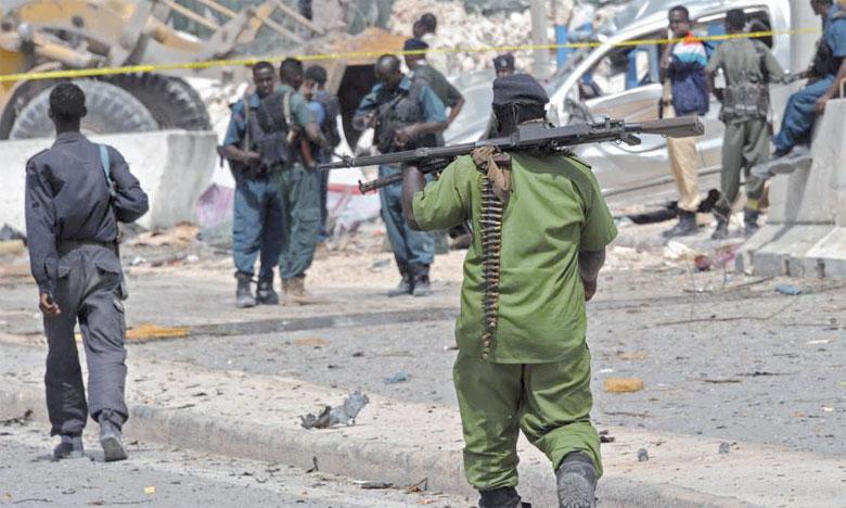 Cinq policiers tués dans le Nord-Est par des islamistes présumés