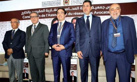 L'Association du réseau des avocats MRE voit le jour à Rabat