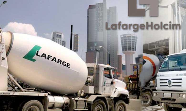 LafargeHolcim dévoile sa stratégie2022