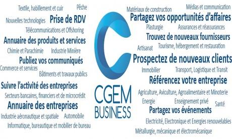 La CGEM lance CGEMBusiness.ma
